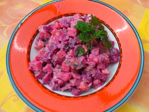 Rote Beete Salat (1)